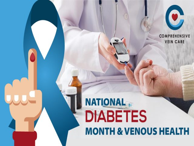 National Diabetes Month & Venous Health